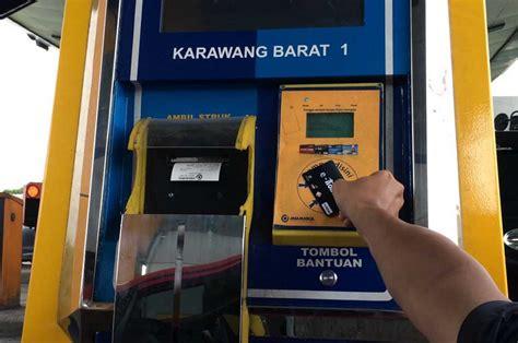 bca toll card e toll card sudah diwajibkan ini 5 pilihan kartu yang