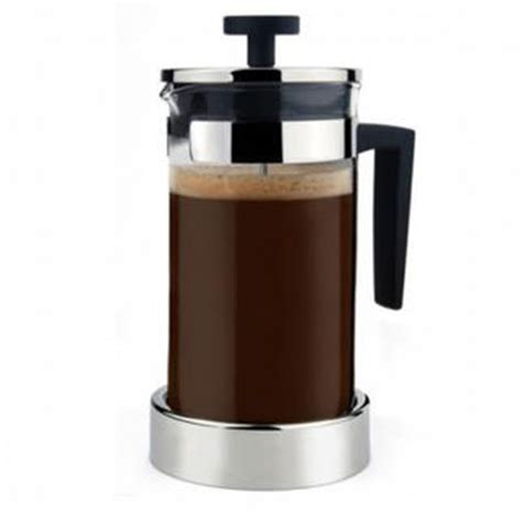 Cyprus Press Plunger Coffee Maker 350 Ml For 3 Cups press coffee plunger 350ml 50 16 ea