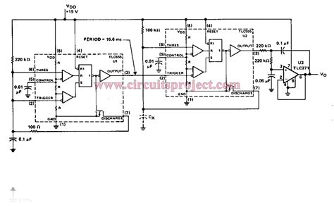 capacitance meter schematic diagram capacitance meter in circuit 28 images gt circuits gt capacitance meter circuit l20810 next