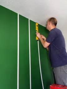 How To Make A Football Field Out Of Paper - diy football field wall hometalk