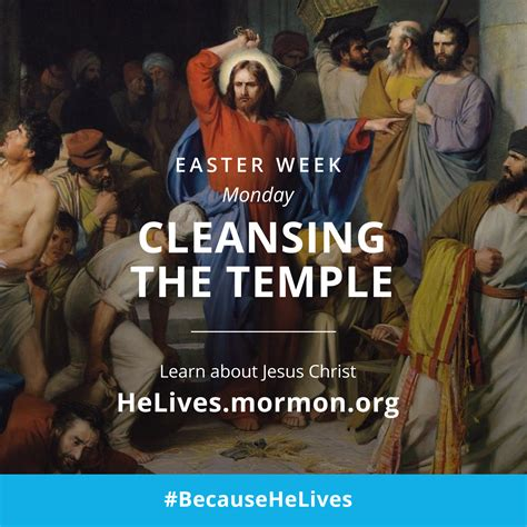 Easter Memes Jesus - cleansing the temple