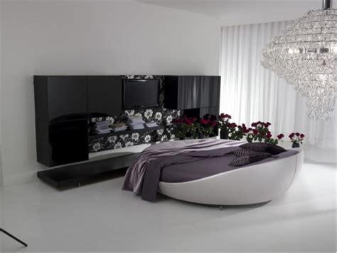 zeitgen ssische schlafzimmer sets 9 ideen f 252 r rundbett im schlafzimmer freshouse