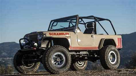 Phillips Jeep We Drive The Legacy Scrambler The Six Figure Jeep
