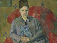 Madame Cezanne In A Armchair by Devolve 22 February 2009