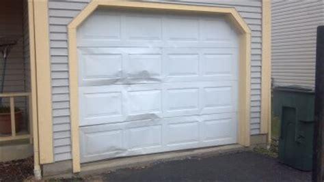 Repairing Garage Door Panels Garage Door Panel Replacement Denver Pro Service