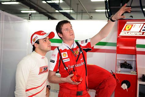 Ferrari F1 Engineer by Class Of 2013 Who Are The Race Engineers At Ferrari And