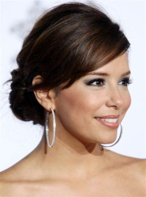 elegant hairstyles how to eva longoria hairstyles elegant updo pretty designs