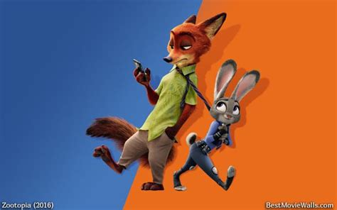 wallpaper iphone zootopia judy hopps dragging nick wilde with her in zootopia