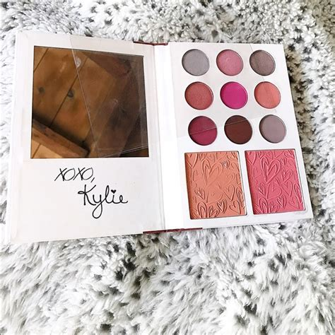 Kylies Diary Eyeshadow Blusher Palette 22 cosmetics other s diary blush and