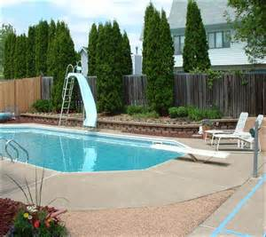 Pool landscaping ideas nj home design ideas