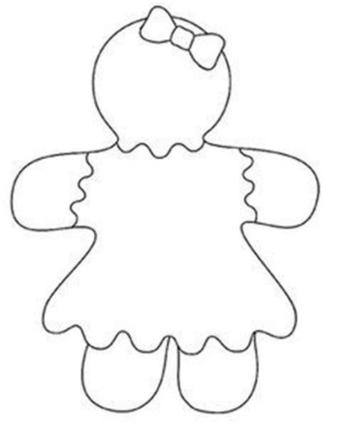 best 25 gingerbread man template ideas on pinterest