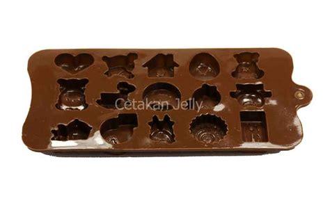 Cetakan Puding Cokat Numerik Berkualitas cetakan coklat puding happy home cetakan jelly