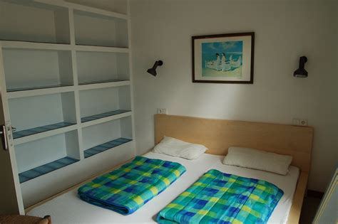 das hauptschlafzimmer ferienhaus tossa de mar spanien