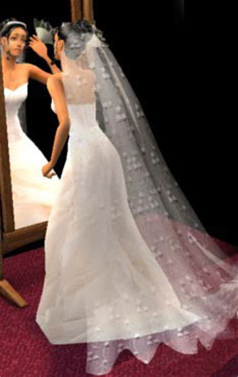 Wedding Hairstyles Sims 3 by Content List Weddings And Marriage Simswiki
