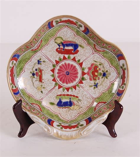 antique reproduction floor ls reproduction porcelain bengal tiger shaped dish