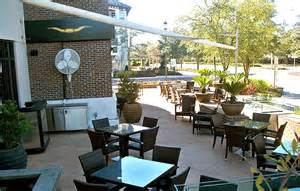 Restaurant Patio Design Iii Forks Steakhouse And Seafood Restaurant Jacksonville Outdoor Patio Outside Oasis