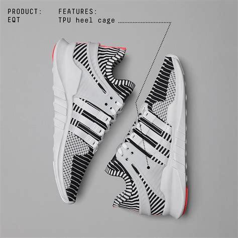 Adidas Eqt Adv 91 16 Solar Zebra adidas originals eqt turbo red collection yomzansi