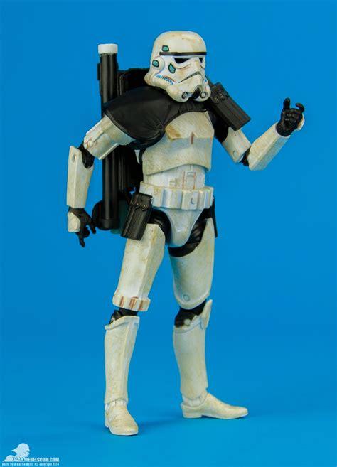 Sandtrooper 6 Inch Figure Black Series Figure 2 rebelscum wars photo archive