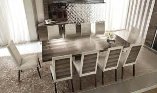 contemporary dining room table monaco dining table by alf alf dining
