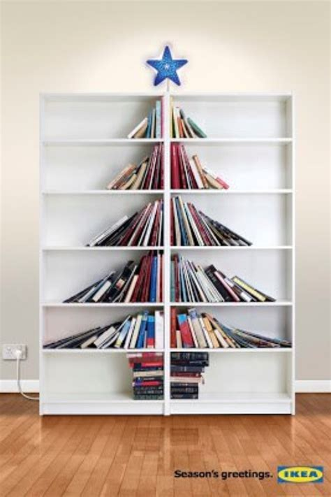 christmas tree by ikea creative pinterest