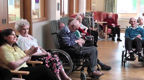 song and at bridhaven nursing home mallow
