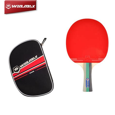Professional Table Tennis Paddles by Professional Table Tennis Ping Pong Racket Paddle Bat Blade Shakehand Handle Ebay