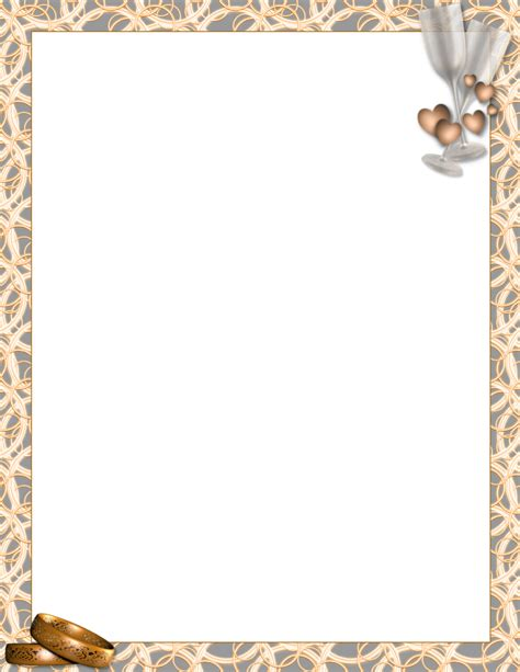 printable stationary download wedding stationery romantic decoration