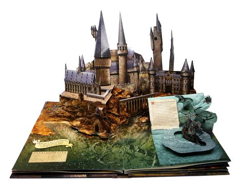 harry potter a pop up 1608870081 harry potter a pop up book paperpops