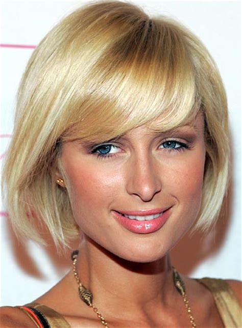 hairstyles from paris short chic hairstyles for round faces beauty riot