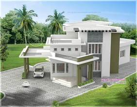 different house plans 5 different house exteriors by concetto design kerala