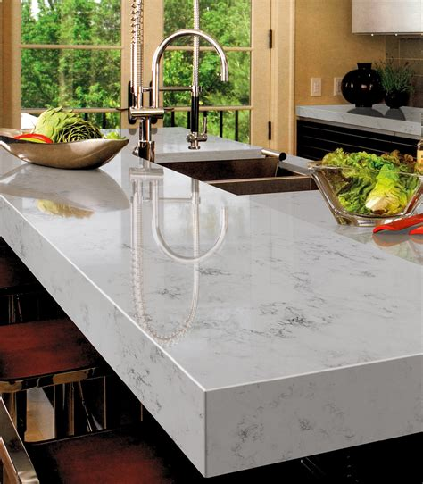 Caesarstone Countertops Pros And Cons by Engineered Quartz Countertops Pros And Cons Autos Post