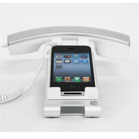 support bureau phonestand iclooly pour iphone et ipod