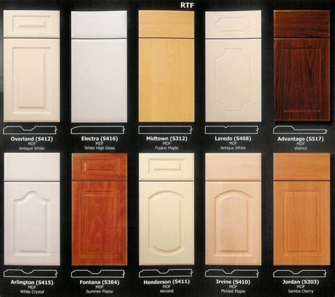 kitchen cabinet door fronts kitchen cabinets doors home design roosa