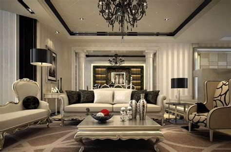 Neoclassical Interior Design Ideas | living room interior design ideas neoclassical interior