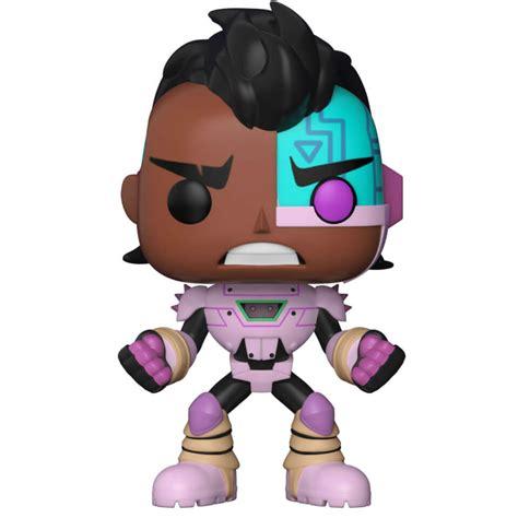Funko Titan Go Cyborg Dorbz 11877 go cyborg pop vinyl figure merchandise zavvi