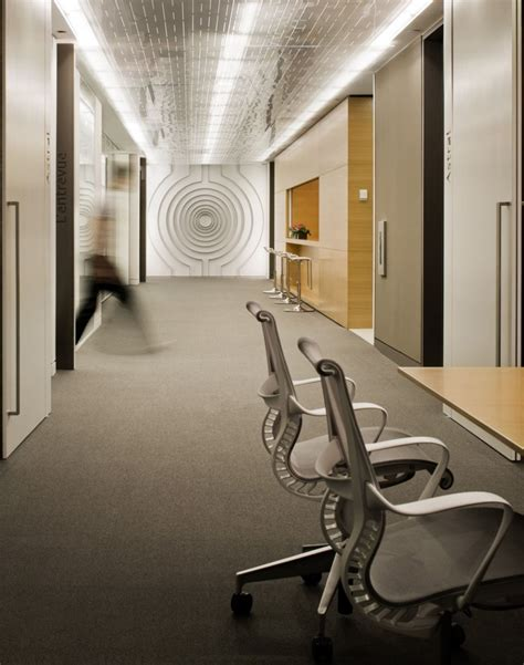 Office Wall Design | beautiful office interiors of a canadian media company