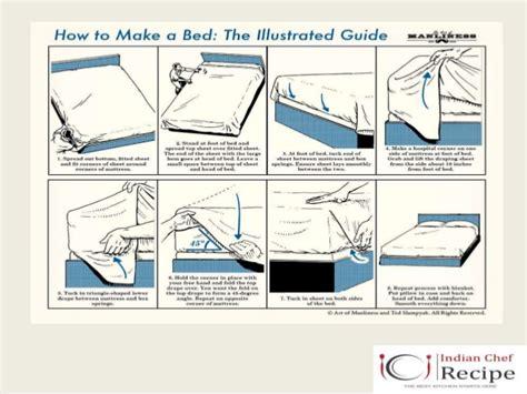 bed procedures bed procedure by indianchefrecipe www