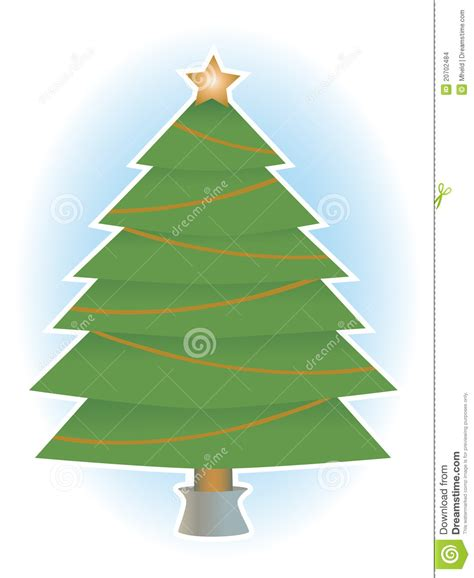 no christmas tree this year tree no ornaments and garland stock images image 20702484