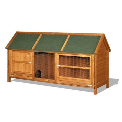 Rabbit Hutch Warehouse the hutch company wordsworth 6ft rabbit hutch free uk delivery