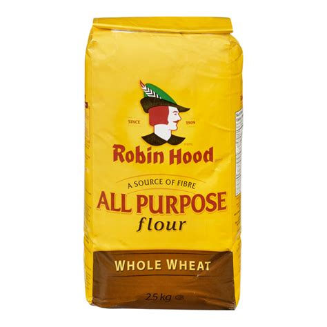 Whole Wheat Lazetta 2 5kg robin all purpose whole wheat flour 2 5kg fresh st