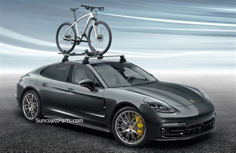 porsche bicycle 911 roofrack bike carriers ski and snowboard carriers
