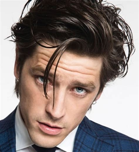Hairstyles For Medium Hair With Gel by Gel Hairstyles For Guys Hairstyles