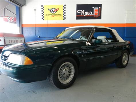 ford mustang 7up edition 25th anniversary classic