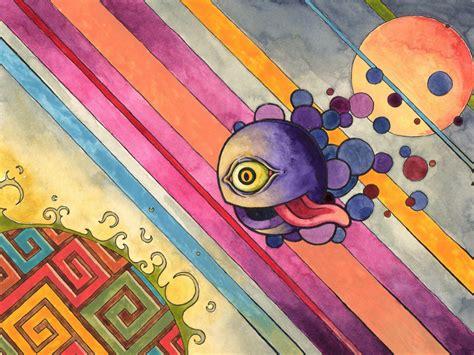 koleksi gambar lukisan abstrak