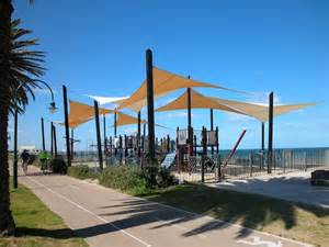 Park shade solutions children s playground shade sails amp shelters