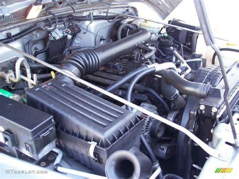 Jeep 4 0 L Horsepower 2000 Jeep Wrangler Sport 4x4 4 0 Liter Ohv 12 Valve Inline
