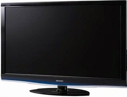 Tv Led Sharp Aquos Warna Putih daftar harga tv sharp aquos led tv