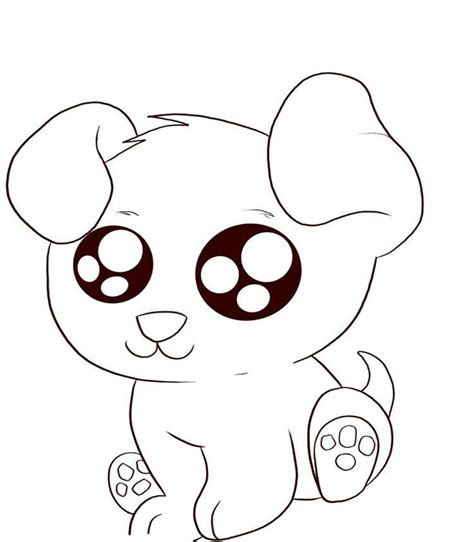 Coloring Pages Of Cute Things | kawaii frozen coloring pages coloring home