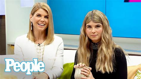 lori loughlin movies youtube lori loughlin daughter says mom is embarrassing to be out