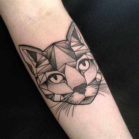 geometric tattoo là gì geometric tattoo 36 id 233 es pour vous tatouer votre chat